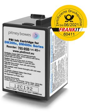 Pitney Bowes Tintenpatrone | DM300c/ DM400c/ DM450c+