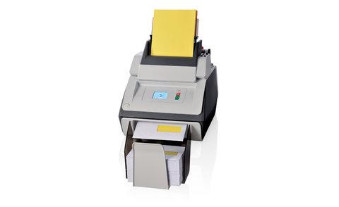 Neopost DS-35 Kuvertiermaschine Falzmaschine
