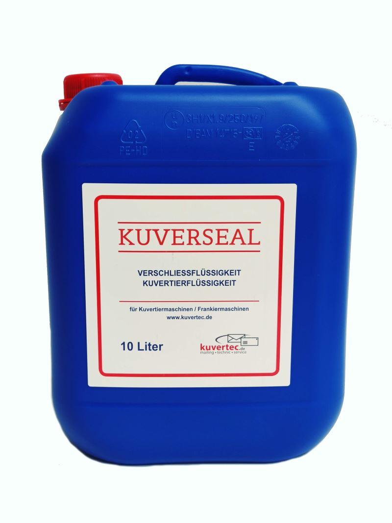 Kuverseal | Kuvertierflüssigkeit / Schließflüssigkeit | 10 Liter